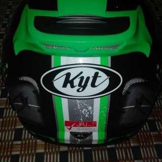 Helmet (KYT) GALAXY SLIDE LIMITED