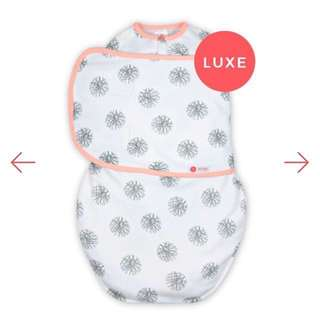 Embe Babies One-sized 2-way LUXE Wearable Swaddle