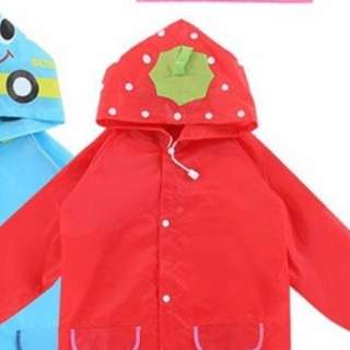 Imported Kids Raincoat