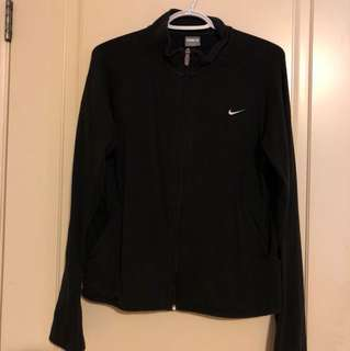 Nike zipper sweater