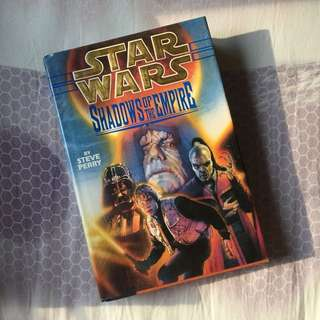 Star Wars, Shadows of The Empire oleh Steve Perry - Buku Star Wars