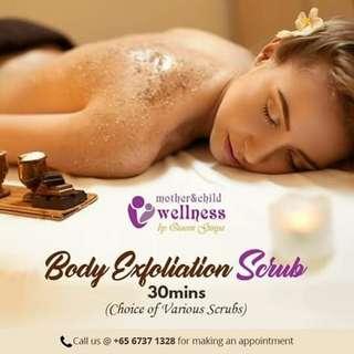 Body Exfoliation Scrub