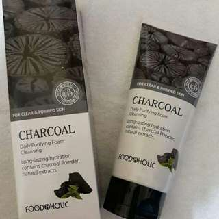 Charcoal Daily Purifying Cleansing Foam