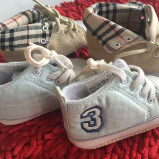 Babies shoe