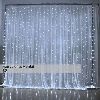 Fairy Lights Rental