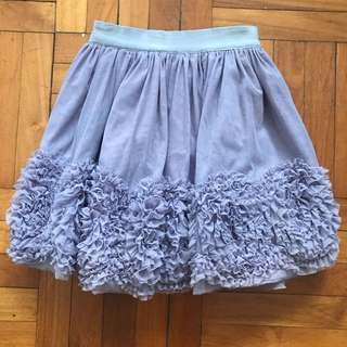Gingersnaps party skirt size 6