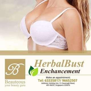 Herbal Bust Enhancement