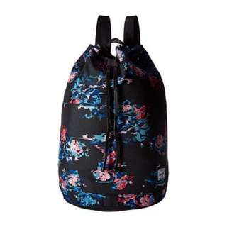 HERSCHEL Hanson Backpack Floral Blur