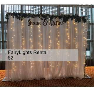 Rental FairyLights