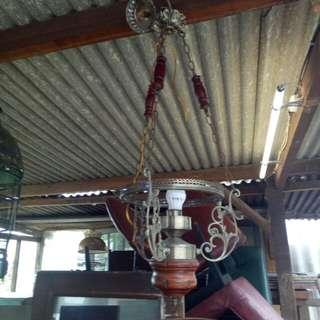 lampu antik jaman dulu