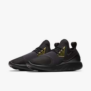 Nike LunarCharge Black Gold