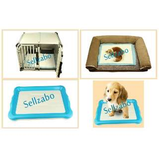 3 Pcs Small Pets Disposable Urinary Poo Floor Pads Sellzabo 45x60