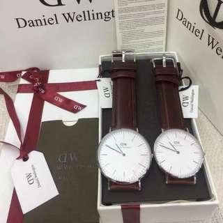 DANIEL WELLINGTON COUPLE WATCHES