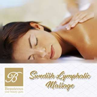 Swedish Lymphatic Massage