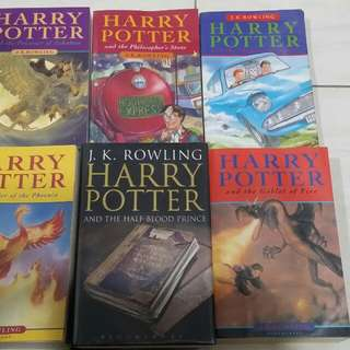 Harry Potter Story Book - Whole Set