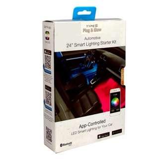 """Type S Automotive 24"""" Smart Lighting Starter Kit"""