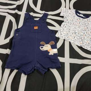 Carters jumper set