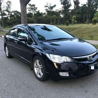 Honda Civic Fd 2.0 SG