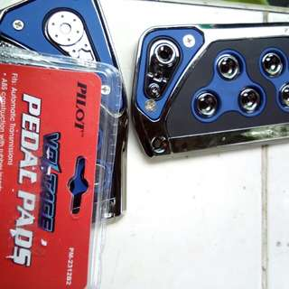 TypeS Voltage Pedal pad (automatic trans)