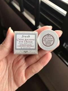 FRESH CREME ANCIENNE EYE CREAM 3g