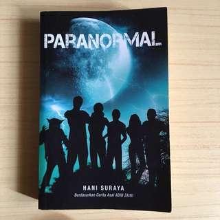 Novel Paranormal