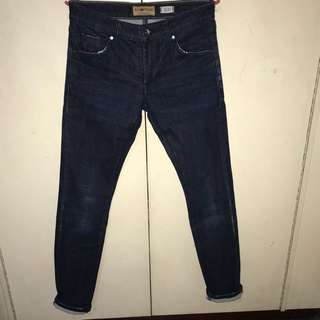 ENERGIE men's denim fit skinny size 30""
