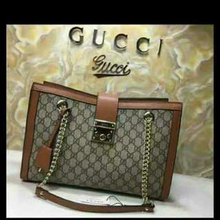 Gucci bags high end