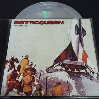 Astroqueen (into submission) cd heavy stoner- rare