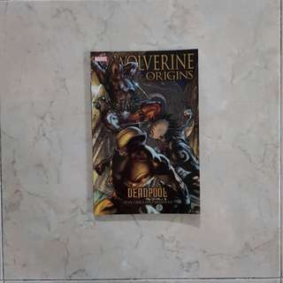 Wolverine Origins : Deadpool (Marvel Graphic Novel TPB)