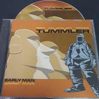 Tummler (early man) cd heavy stoner - rare