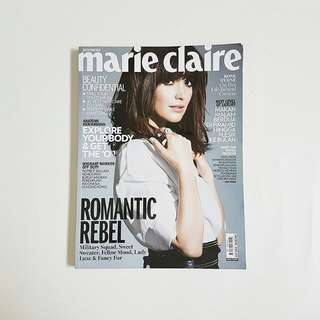 Marie Claire Indonesia September 2016