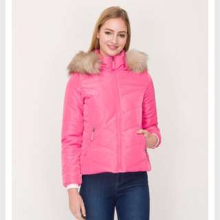 Bossini Winter Fur Jacket