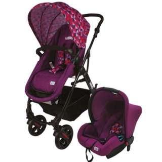 GL500 Vetro Stroller Purple