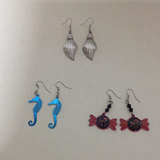 *BRAND NEW* Hippieish Curated Earrings @ $9