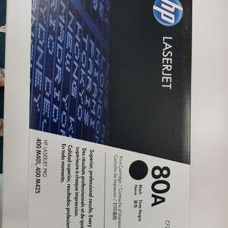 HP Laserjet Printer Cartridge 80A