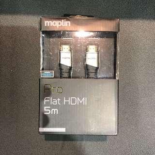 高級HDMI線 5米 HDMI cable 5m