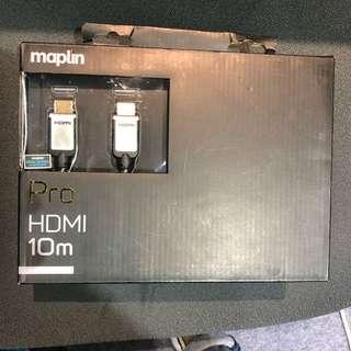 高級 HDMI 線10米 HDMI cable 10m