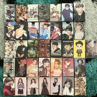 [CLEARANCE STOCK] LOMO CARDS 30 PCS