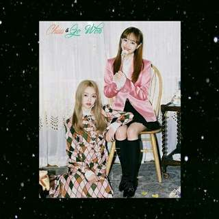 LOONA (이달의소녀) - Chuu & GoWon (single album)