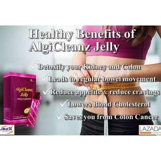 AlgiCleanz  Detox Jelly
