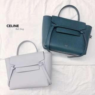 CELINE Belt Bag Micro Size