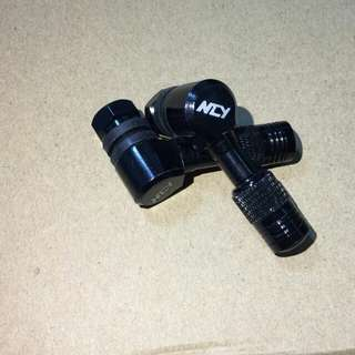 NCY L Shape Tyre Valve