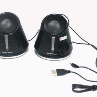 Speaker bufftech speaker komputer