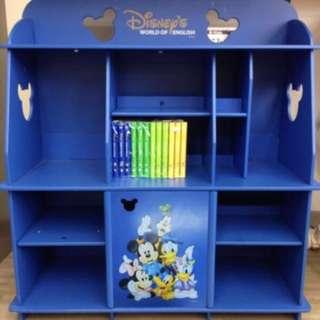 原裝迪士尼書櫃(徵)