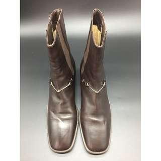 GUCCI SHORT BOOTS - GUCCI 短靴