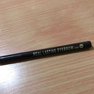 Real lasting eyebrow