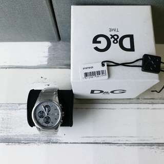 D & G men watch