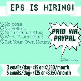 Easy At Home Earnings.. See now