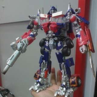 Takara Tomy Transformers Revenge Of The Fallen Leader Class Buster Optimus Prime