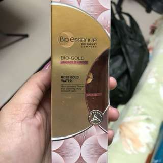 Bio-Essence - rose gold water